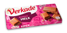 Theedoosje met chocoladereep