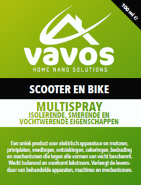 scooter & bike multispray