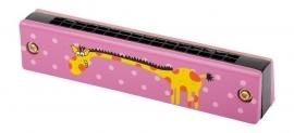 Mondharmonica ~ Giraf