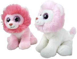Pluche Leeuw Roze