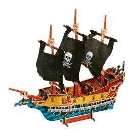 3D ~ Piratenschip