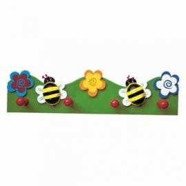 Kinderkapstok ~ Bijen