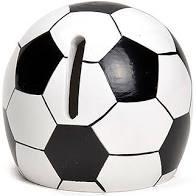 Spaarpot - Voetbal