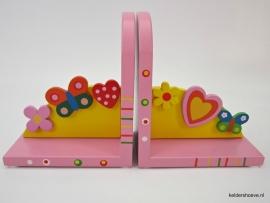 Kinder Boekensteunen - Vlinders