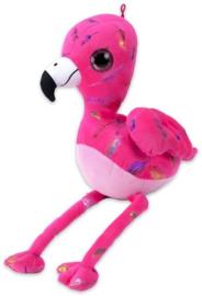 Pluche Flamingo Roze