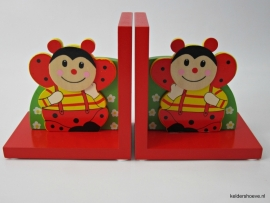 Kinder Boekensteunen - Lieveheersbeest