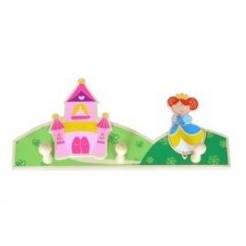 Kinderkapstok ~ Prinsesje