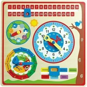 Kalenderklok NL