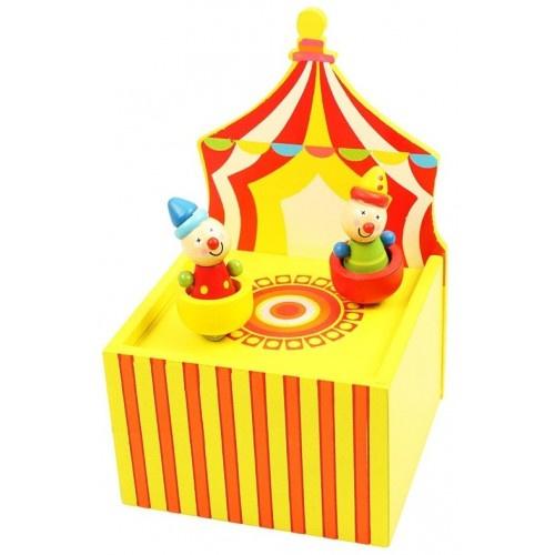 Muziekdoos - Circus