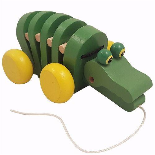 Trekdier - Krokodil