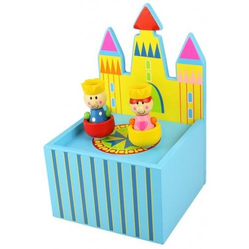 Muziekdoos - Fairy Castle