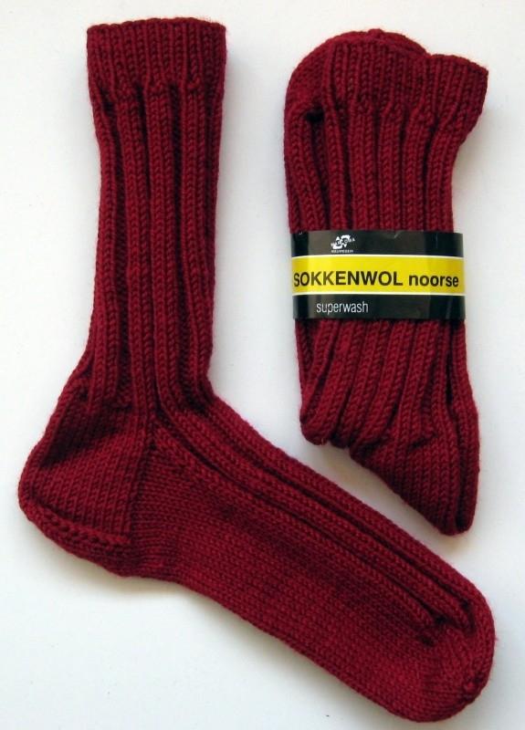 Gebreide Sokken Diverse kleuren Maat 39/40