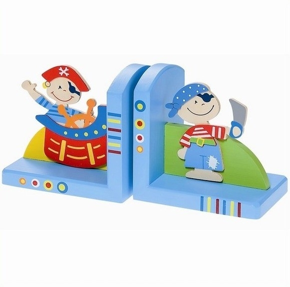 Kinder Boekensteunen - Piraat