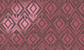 47524 Geo (met metalic foil) - Revera - Arte Wallpaper