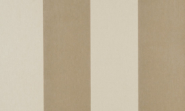 Stripe Velvet and Lin 18110 - Flamant by Arte Wallpaper