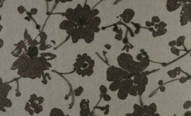 18000 Metal Velvet Flower and Lin - Flamant by ARTE wallpaper