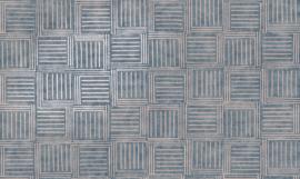 47534 Contour (met metalic foil) - Revera - Arte Wallpaper