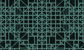 54003 Window - Arte Wallpaper