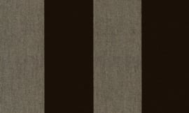 Stripe Velvet and Lin 18114 - Flamant by Arte Wallpaper