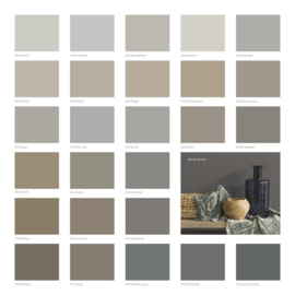 Flamant kleurkaart - The Original Paint Collection 2021