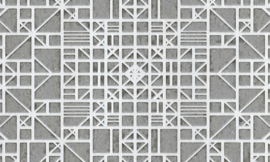 54002 Window - Arte Wallpaper