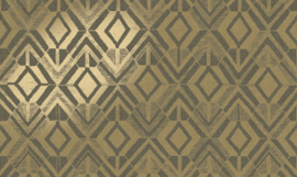47522 Geo (met metalic foil) - Revera - Arte Wallpaper