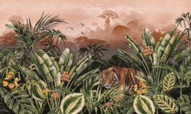 Silk Road Garden 72000 - Arte Wallpaper