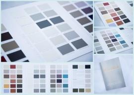 Mia Colore kleurstalen boek