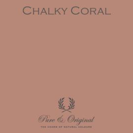 Chalky Coral - Pure & Orginal Licetto