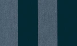 Stripe Velvet and Lin 18115 - Flamant by Arte Wallpaper