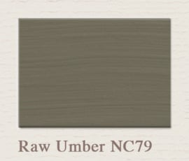 Raw Umber NC79 Painting the Past krijtverf