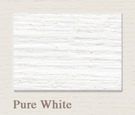 Painting the Past - Outdoor Lak Pure White