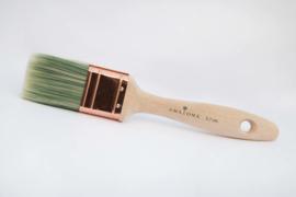 Kwast plat 3,7 cm / 1,5 inch Amazona