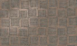 47530 Contour (met metalic foil) - Revera - Arte Wallpaper