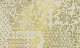 47562 Patch (met metalic foil) - Revera - Arte Wallpaper