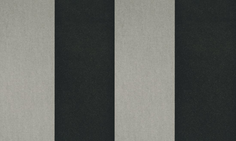 Stripe Velvet and Lin 18104 - Flamant by Arte Wallpaper