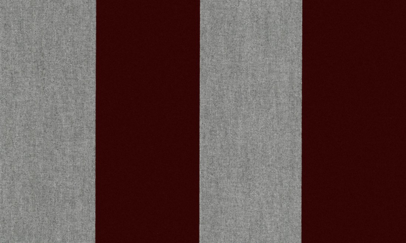 Stripe Velvet and Lin 18116 - Flamant by Arte Wallpaper