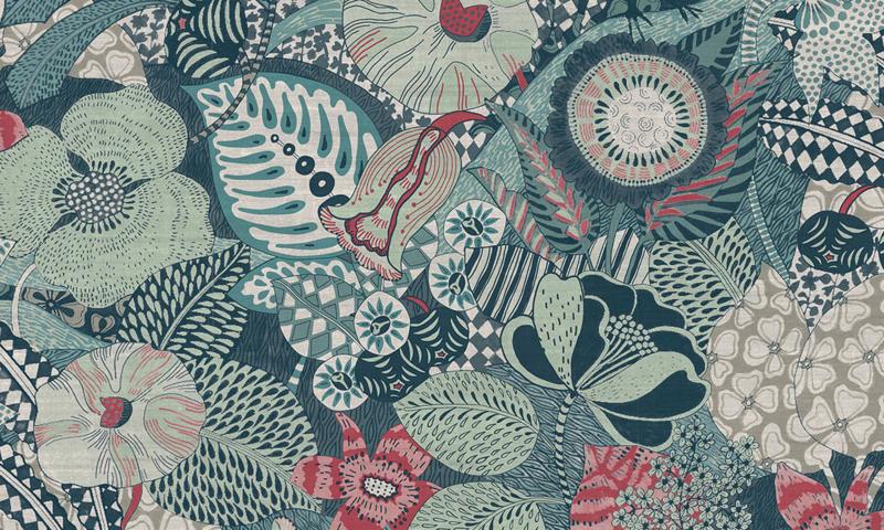 Curiosa - Euphoria 13550 - Arte Wallpaper