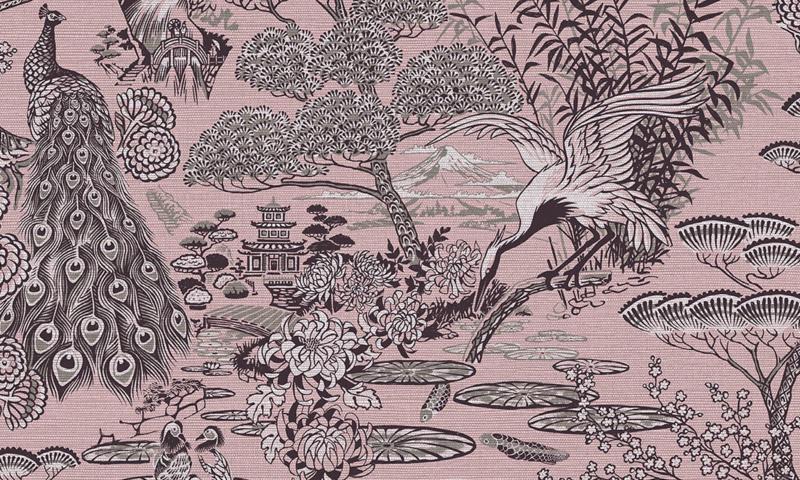 Curiosa - Lotus 13501 - Arte Wallpaper