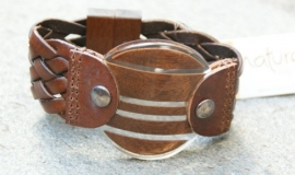 Nature Bijoux Armband Havane (A-NB-11)