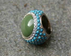 Grote bijou ring Salwa (OT-RI-02)