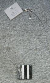 Culture Mix ketting met hanger Tatjana (KK-CM-411)