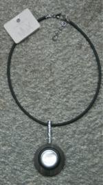 Culture Mix Ketting met hanger Marjon (KK-CM-432)
