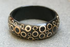 Culture Mix Armband Miranda - zwart (A - CM-1401)