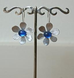 Culture Mix Oorbellen Hangers Jessica - blauw (O-CM-1504)