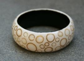 Culture Mix Armband Miranda - beige (A-CM-1402)