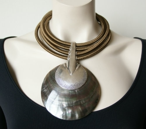 Nature Bijoux ketting Conakry (KK-NB-48)