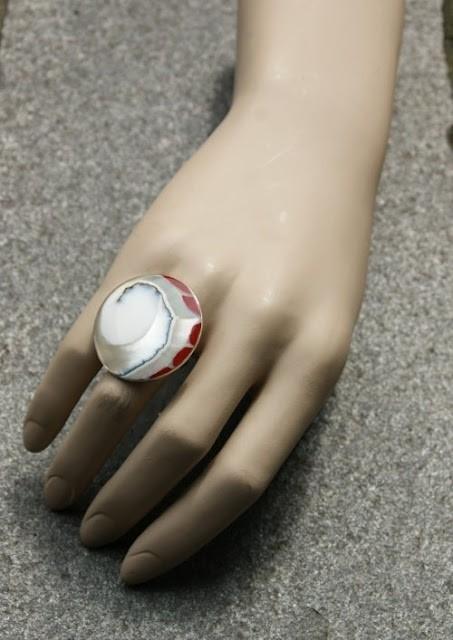 Grote bijou ring Gerda (OR-RI-04)