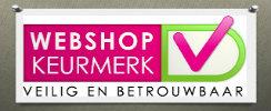Statementpieces.nl is lid van de Webshopkeurmerk. Klik hier om onze inschrijving te verifieren.