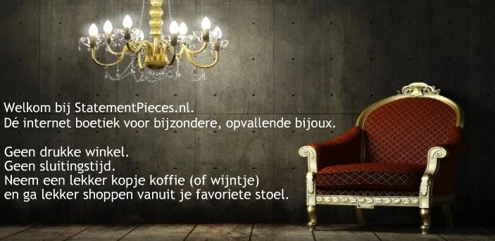 StatementPieces.nl voor bijzonder bijoux